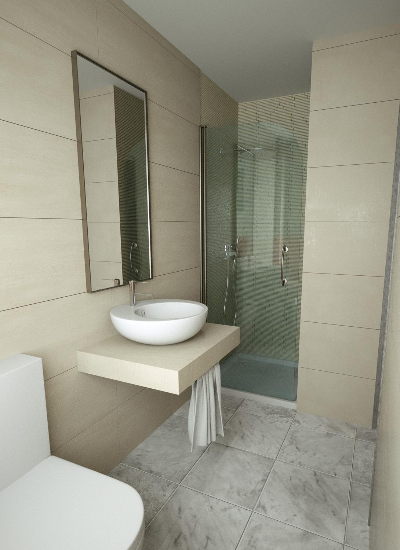 Cuartos de aseo pequeos good decorar un cuarto de bao - Cuartos de aseo con ducha ...
